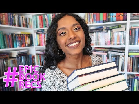 OUT OF THIS WORLD SCI FI BOOKS 🔭⚛️☢️ ft. thisstoryaintover | #EpicBookRecs