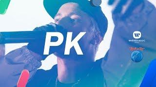 Baixar PK ao vivo no stand Warner Music Mix FM (Rock in Rio 2019)