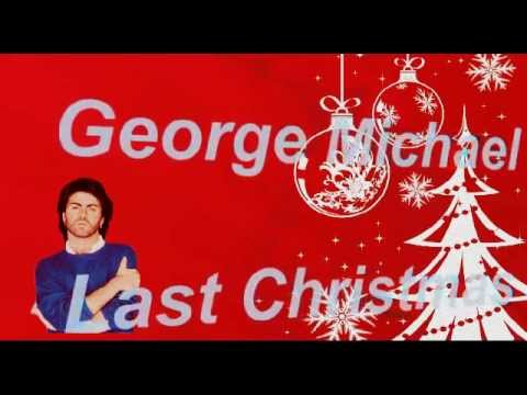 Last Christmas George Michael Karaoke Lyrics Youtube