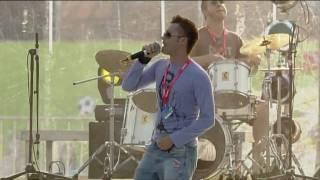 Danny Lopez - Rock It Loud Live Promo Fanmeile Berlin 2010