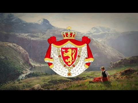 "Kingdom of Norway (1814-) Patriotic Song ""Gud Signe vårt dyre Fedreland"""