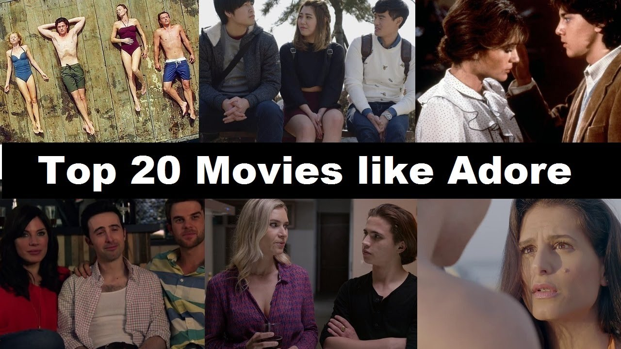 Download Top 20 Movies like Adore