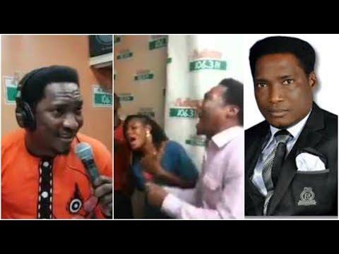 Woooow...  Apostle Paul Oko Hackman...