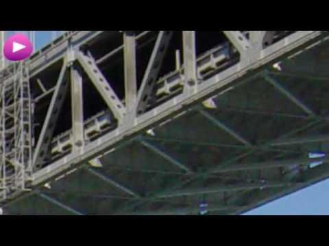 San Francisco Oakland Bay Bridge Wikipedia travel guide video. Created by Stupeflix.com