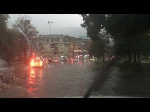Skopje se davi 3, 08 avgust 2016