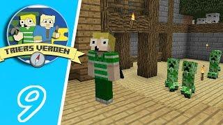 Dansk Minecraft - Triers Verden #09: HUSET SPRÆNGER!!