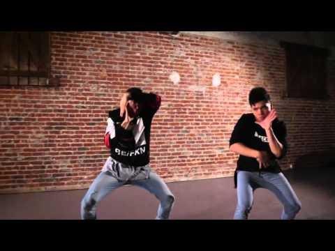HELLO  adele  dance hip hop  coreografía