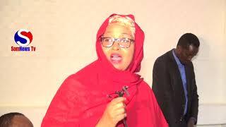 Download lagu Wafdi uu Hogaaminayay wasiirka Arimaha Gudaha XFS ayaa gaaray Magaalada Baladweyne