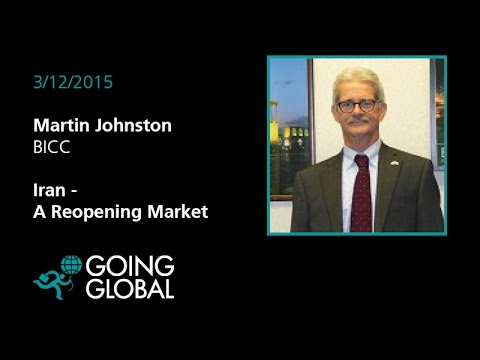 UKTI Seminar from Going Global Dec 2015, 'Iran - A Reopening Market'