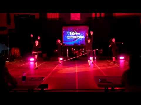 Waiakea High School Variety Show 2012 - IDAnce