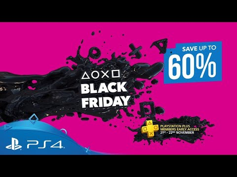 Deu A Louca Na Mamãe Sony!!! Black Friday Da PS Store 💲💲💲