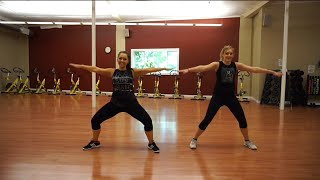 "Dance Fitness with Erica | Maroon 5 ""Sugar"" (ARM routine)"