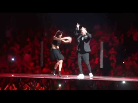 """Take Back the Night & Poison(Moving Stage)"" Justin Timberlake@Wells Fargo Philadelphia 12/17/14"