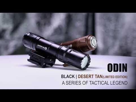 Olight Odin - Professional Picatinny-mount Tactical Light