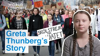 From schoolgirl to climate rebel: The Greta Thunberg story