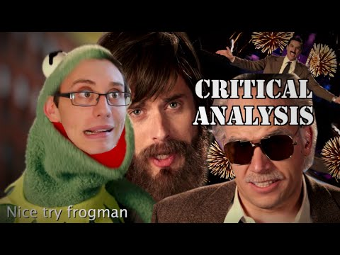 [Critical Analysis] Jim Henson vs Stan Lee. Epic Rap Battles of History. Chisel This!