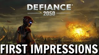 Defiance 2050 First Impressions 2018