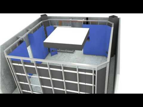 Modular Operating Room Construction Youtube