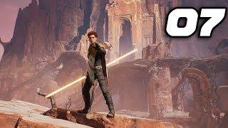 Star Wars Jedi: Fallen Order - Part 7 - Double-Bladed Light Saber
