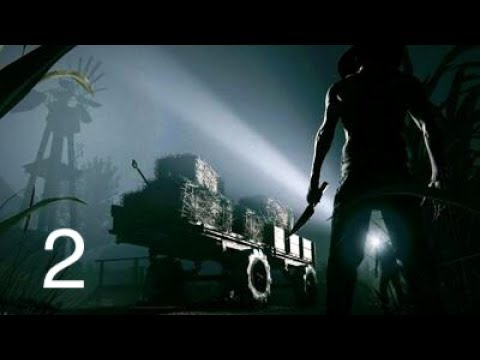 Outlast II Walkthrough Part 2 (WHO THE FUC* ARE YOU, SIR) (PS4)