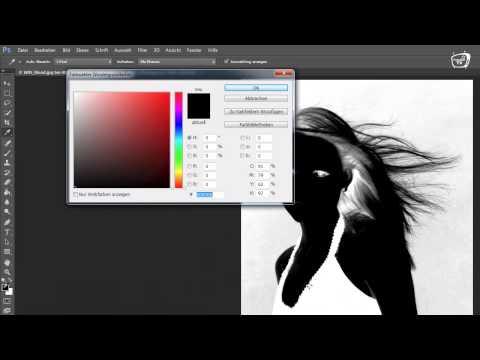 Tutorial Photoshop: Personen Freistellen Mittels Alphakanal