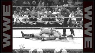 Kurt Angle vs. Brock Lesnar vs. Big Show - WWE Championship Match: Vengeance 2003