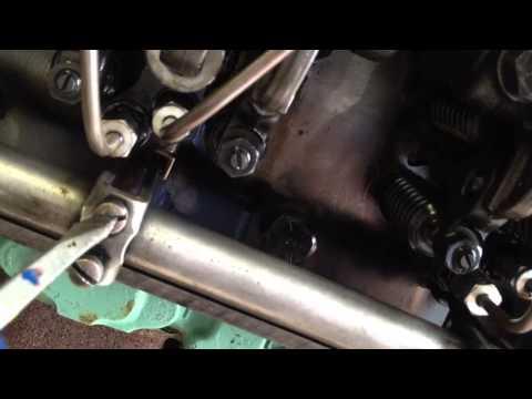 8v71 Rack Adjustment