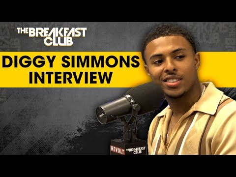 Diggy Simmons Drops New Single 'It Is What It Is', Talks Evolving Under The Spotlight