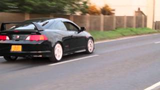 JDM DC5 Type R Fitted with J