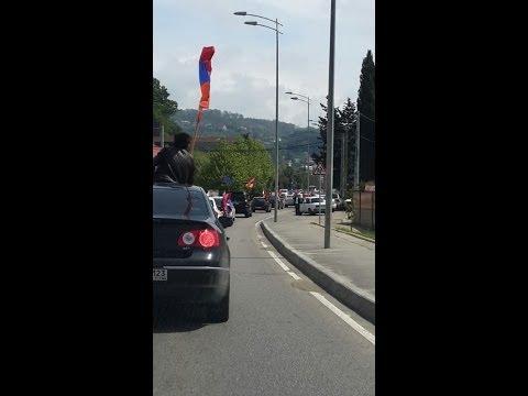 День памяти жертв геноцида армян Адлер  24.04.2014