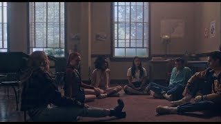 Riverdale 3×04 Young Alice, Hermonie, Fred, FP, Sierra, and Penelope share their secrets