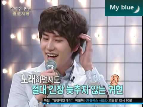 규현 - 기대 live (원곡 : 나윤권)