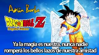 Dragon Ball Z Angeles Fuimos Audio Latino canta Adrian Barba YouTube Videos