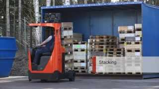 Toyota BT Reflex O Series RRE160R Reach Forklift