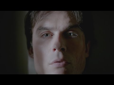 The Vampire Diaries: 7x11 - Damon and Stefan talk about the Phoenix Stone and Tyler comes back [HD]