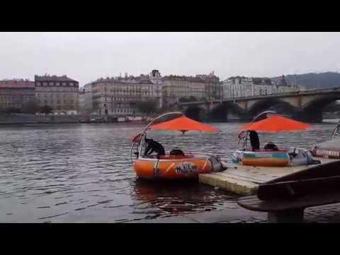 Naplavka Pazarı (Marketplace) - Prag/Prague