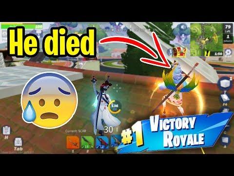 HE KILLED MY FAN - 17 kill Creative Destruction gameplay