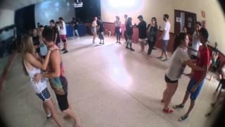Convivencia Baile Urbano - Barbate - 2015