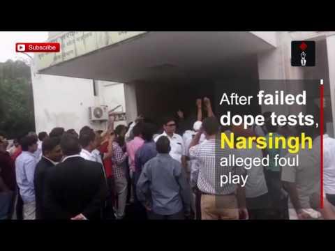Rio 2016: Narsingh Yadav Dope Controversy Hearing At NADA