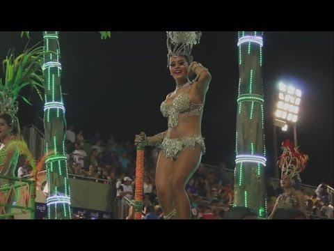A spectacular carnival to rival Rio de Janeiro