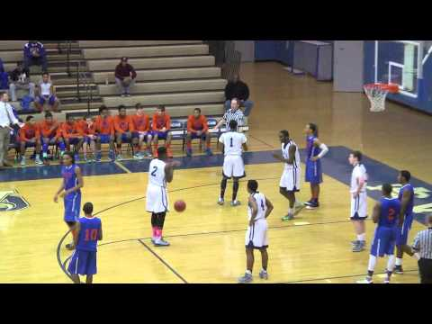 Atlantic City High School VS Millville High School Boys Basketball 2-15-14