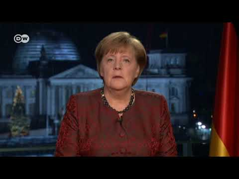 Angela Merkel — 2018 New Year's Speech (English subtitles)