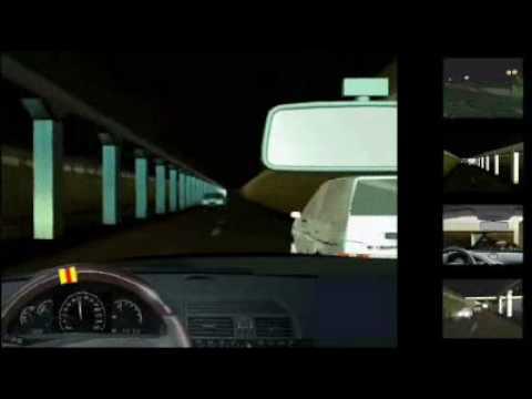 Diana crash animation 5 cameras - YouTube