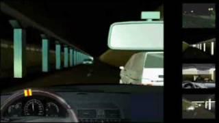 Diana crash animation 5 cameras