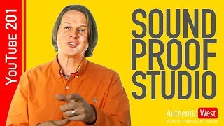How to Soundproof Windows in Your Studio | Video Coach Brighton West