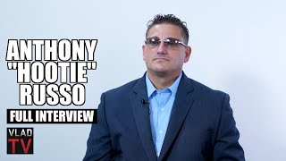 "Anthony Russo on Gambino Mob, ""The Mafia Takedown,"" Cooperating with Feds (Full Interview)"