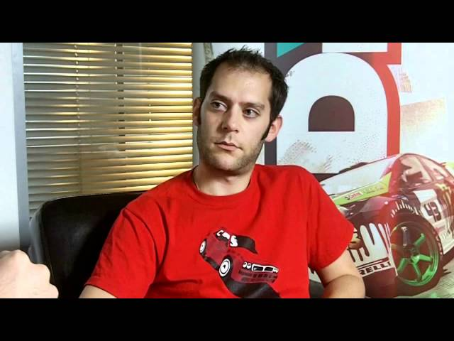 Dirt 3 Paul Coleman Interview and DLC Preview