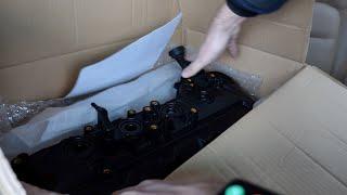 Сколько выйдет ремонт двигателя на крузаке? Еду покупать запчасти.