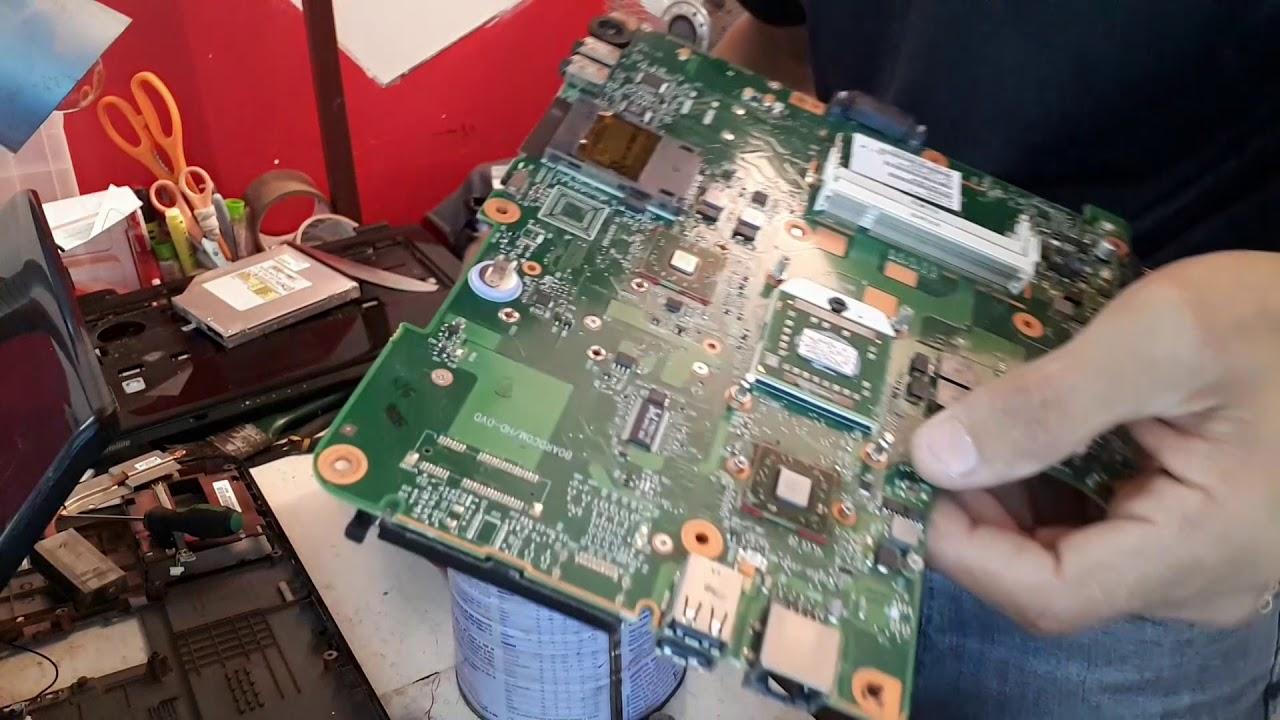 Toshiba Satellite L675 L675D Motherboard GPU Copper Shim Kit Overheating Fix