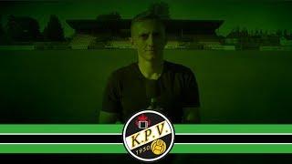 KPV Pelaajakortti 2018 - Pavel Marin
